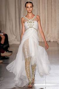 marchesa spring 2013 taryn cox the wife With wedding dress indian inspired