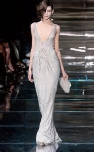 Giorgio Armani Couture Wedding Dress