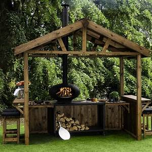 Outdoor, Kitchen, Inspiration, To, Transform, Your, Garden, This