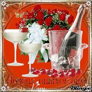 Image Champagne Anniversaire : joyeux anniversaire mon ami image 122434157 ~ Medecine-chirurgie-esthetiques.com Avis de Voitures