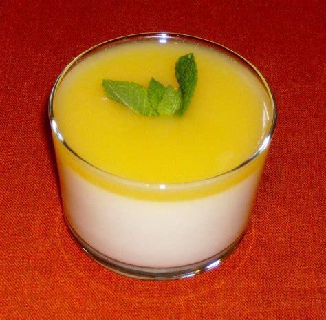 dessert fleur d oranger creme dessert a la fleur d oranger