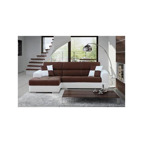 canape d angle moderne pas cher canap 233 d angle 4 places neto madrid moderne design simili cuir tissu