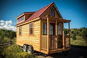 Tiny Houses De : la maison de demain la tiny house ecobane ~ Yasmunasinghe.com Haus und Dekorationen