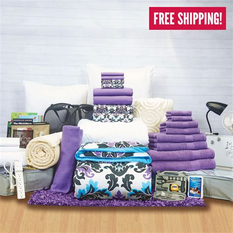 Room Decor Packages by Ocm College Room Bedding Care From On Cus