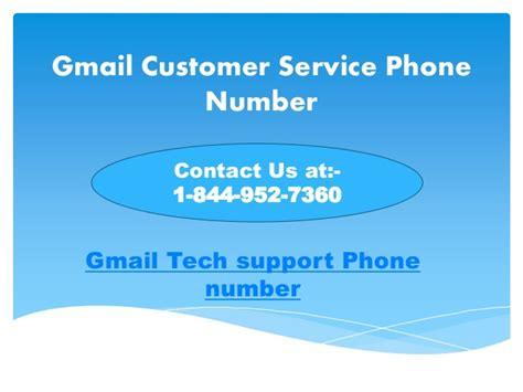 gmail tech support phone number gmail customer service phone number