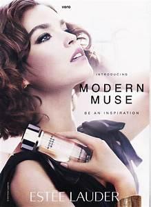 2013 magazine print ad ESTEE LAUDER Modern Muse open ...