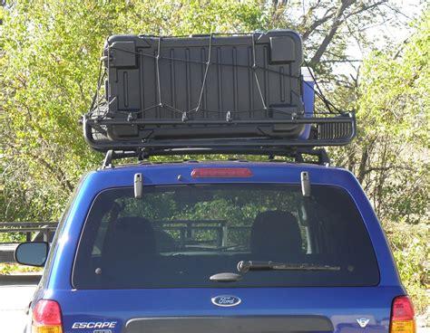 Yakima Megawarrior Extra Large Roof Rack Cargo Basket