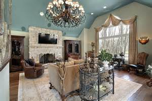 Paint Colors Living Room Vaulted Ceiling by 37 Gorgeous Living Rooms With Hardwood Floors