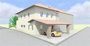 113 Progetto Casa Moderna Nuova Costruzione
