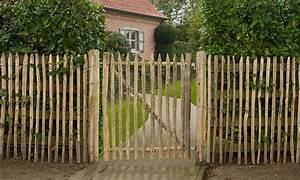Portillon Bois Jardin : portillon jardin bois porte de jardin pas cher menuisier ebeniste concarneau ~ Preciouscoupons.com Idées de Décoration