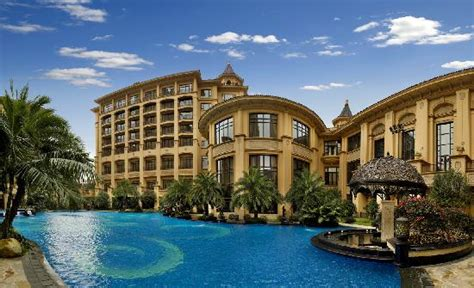Chateau Star River Haiyi Peninsula Hotel Reviews And Price