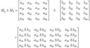 inverse matrix  berechnen inverse einer  matrix