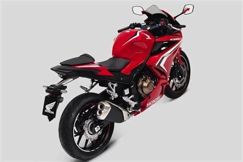 Honda Cbr500r 2019 by 2019 Honda Cbr500r Look 10 Fast Facts