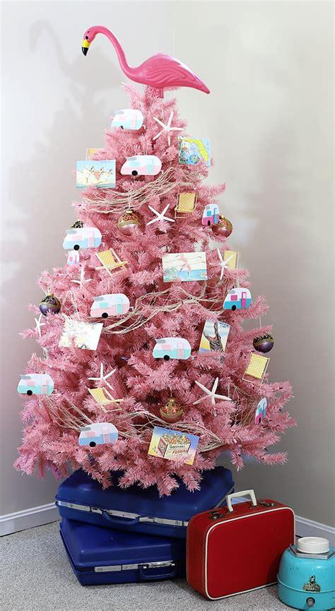 vintage camper diy christmas ornaments house  hawthornes