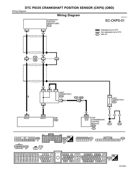 1998 Nissan Frontier Wiring Diagram Pinout by Repair Guides Engine Systems 2000 Vg33e 4