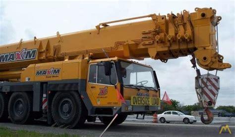 Liebherr Ltm 1225 300ton All Terrain Crane For Sale
