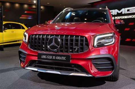 Белый цифровой, металлик, 2021 г.в. IAA 2019: Erster Blick auf den Mercedes-AMG GLB 35 4MATIC - Mercedes-Benz Passion Blog ...