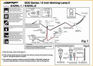 Toyota Prado Spotlight Wiring Diagram