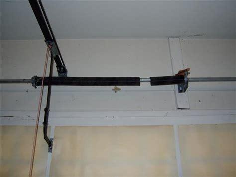 garage door springs    prone  damage designwallscom