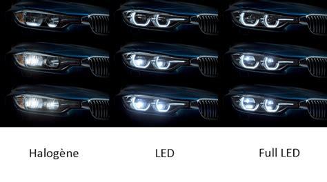 comparatif si鑒e auto types d 39 clairage led xnon laser etc les choses sont en trai