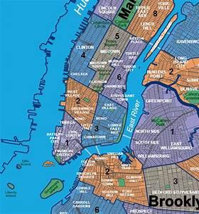 Plan De Manhattan : new york neighborhoods for expats expat us ~ Melissatoandfro.com Idées de Décoration