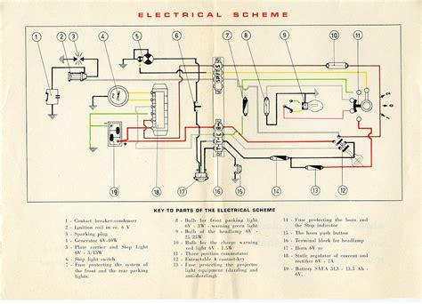 Ducati 200 Wiring Diagram 1959 ducati 200 wiring