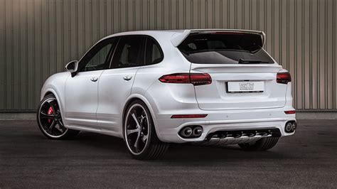 Techart Porsche Cayenne Turbo Photos And Wallpapers