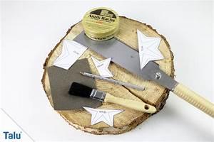 Holzsterne Aus Baumscheiben : sterne aus holz selber machen holzsterne zum basteln ~ Yasmunasinghe.com Haus und Dekorationen