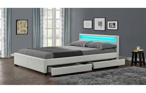 lit adulte avec 4 tiroirs