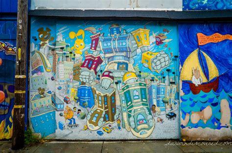 balmy street murals address wall murals