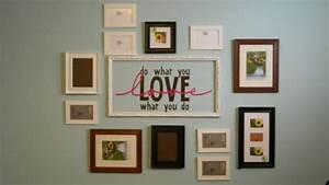 Ensemble Cadre Photo : le cadre d co utiliser comme vous le voulez ~ Teatrodelosmanantiales.com Idées de Décoration
