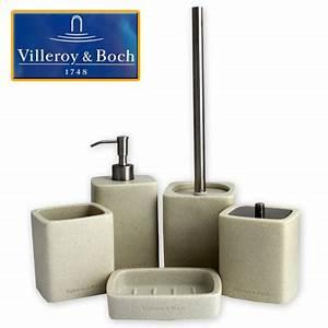 Badezimmer Set Seifenspender : badezimmerset villeroy boch design bad set 5 tlg neu ebay ~ Sanjose-hotels-ca.com Haus und Dekorationen