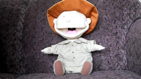 nickelodeon rugrats safari singing talking tommy doll