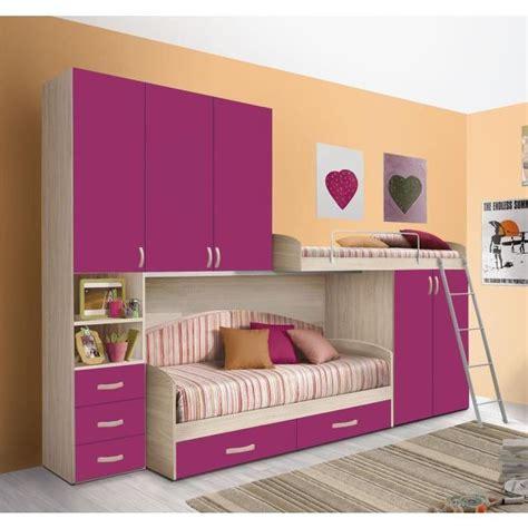 chambre 2 enfants chambre d 39 enfant complète hurra combiné lits étages décor