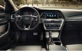 2017 Hyundai Sonata Interior   HyundaiUSA  Hyundai Sonata 2017 Interior
