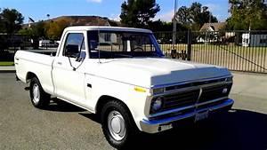 1973 Ford F100 Custom - Sold