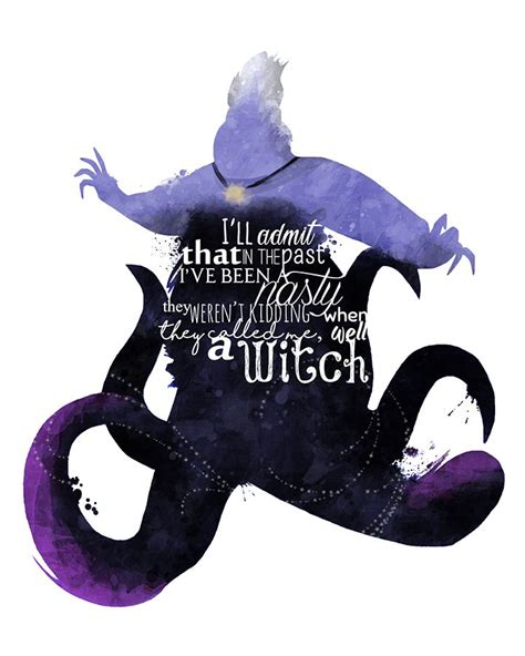 Ursula Quotes Disney
