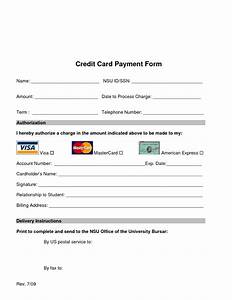 credit card processing form web design pinterest With credit card authorisation form template australia