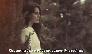 gif lana del rey Born To Die Summertime Sadness egosolus •