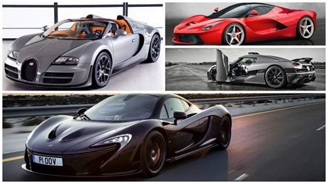 Passion For Luxury  The 10 Most Expensive Cars In The World
