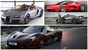 Passion For Luxury : The 10 most expensive cars in the world