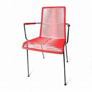 Fauteuil Fil Plastique : la chaise fil avec accoudoir de boqa fauteuils et ~ Edinachiropracticcenter.com Idées de Décoration