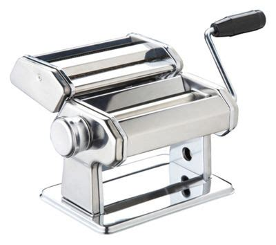 buy kitchencraft italian deluxe cutter pasta machine from our food makers range tesco