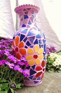 Design Vase : vases designs mosaic vase design silver mosaic vases ~ Pilothousefishingboats.com Haus und Dekorationen
