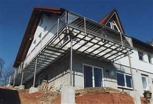 Balkon Nachträglich Anbauen : beton balkon verl ngern gel nder f r au en ~ Lizthompson.info Haus und Dekorationen