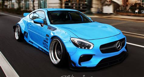 toyota   fitted  front    mercedes amg gt