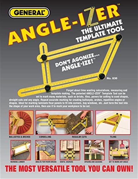 amenitee template tool angle ruler easy amenitee multi angle measuring ruler tool template carpenter ebay