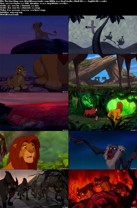 the lion king 2 full movie free download in hindi