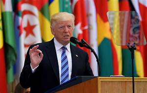 Trump takes credit for Arab states' move to isolate Qatar ...