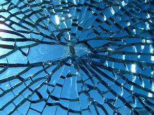 Realistic cracked and broken screen wallpapers